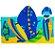 Toalha de Banho Dino - Imagem 1