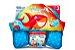 Boia Colete Infantil Salva Vidas Crianças Praia 2 In 1 Azul e Vermelho- Swim School - Imagem 1