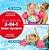 Boia Colete Infantil Salva Vidas Inflável Criança Rosa- Swim School - Imagem 4
