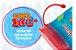 Copo Decorado Com Alça Para Bebê 360º (6m+) - 240ml - Azul e Vermelho Nuby - Imagem 4