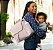 Bolsa Maternidade Coleção Greenwich Convertible Backpack Portobello, Skip Hop Cinza - Imagem 3