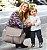 Bolsa Maternidade Coleção Greenwich Convertible Backpack Portobello, Skip Hop Cinza - Imagem 8