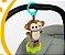 Pelúcia Para Pendurar Tug Tunes Macaco - Imagem 2