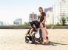 Carrinho de Bebê Rover Litet Cinza - Imagem 2