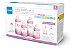 Kit Mamadeira MAM Easy Start First Bottle Anti-Cólica e Auto-Esterilizáveis Menina - Imagem 2