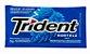 CHICLETE TRIDENT 21S HORTELA 8G - Imagem 1
