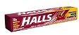 BALA HALLS 21S CEREJA 28G - Imagem 1