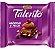 CHOCOLATE BARRA GAROTO TALENTO AMEIXA PASSAS 90G - Imagem 1