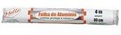 PAPEL ALUMINIO MELLO 30 X 4M - Imagem 1