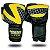 Luva de Boxe/Muay Thai Profissional Innove Amarela - Imagem 1