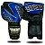 Luva de Boxe/Muay Thai Profissional Innove Azul - Imagem 1