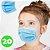 Máscara Descartável Infantil 20 Unidades - Imagem 1