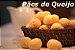 Pão de Queijo Coquetel 15 gramas - CONGELADO - pacote com 2,00 kg - Imagem 1