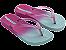 Chinelos Ipanema Azul/rosa - Imagem 2
