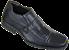 Sapato De Couro Parthenon Yg186 Preto - Imagem 1