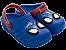 Sandálias Grendene Azul/vermelho - Imagem 2
