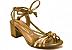 Sandálias Vizzano 6291985 Bronze/dourado/ouro - Imagem 2