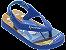 Chinelos Ipanema Azul/azul/amarelo - Imagem 1