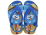 Chinelos Ipanema Azul/azul/amarelo - Imagem 2