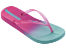 Chinelos Ipanema Azul/rosa - Imagem 3