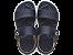 Sandálias Cartago Branco/azul/marrom - Imagem 2