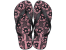 Chinelos Ipanema Preto/preto/rosa - Imagem 2