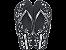 Chinelos Ipanema Preto/prata - Imagem 2