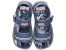Sandálias Marvel Cinza/azul - Imagem 2