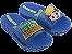 Chinelos Ipanema Azul/verde/amarelo - Imagem 4