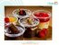 Kit Pote Tampa Redondo 145ml - Freezer Microondas - Imagem 1