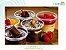 Kit Pote Tampa Redondo 780ml - Freezer Microondas - Imagem 1