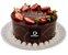 Torta de Morango 800gr. - Imagem 1