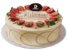 Torta Marfim de Morango 1,5kg - Imagem 1