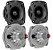 Kit 2 Driver Selenium D250x + 2 Tweeter St-200 - Imagem 1