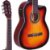 Violão Elétrico Nylon Ac-60 Sunburst Memphis Tagima - Imagem 1