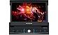 Dvd Retratil 7'' 1 Din Sp6520link Usb Bluetooth Positron - Imagem 2