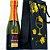 Sacola Kraft decorada para Mini Espumante - PCT 10 Unidades - Imagem 5