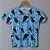 "Pijama Infantil Masculino Azul - ""Harpia"" - Imagem 3"
