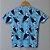 "Pijama Infantil Masculino Azul - ""Harpia"" - Imagem 4"