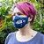 Máscara azul marinho - flamingo  - Imagem 2