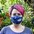 Máscara azul marinho - flamingo  - Imagem 1