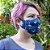 Máscara azul marinho - flamingo  - Imagem 3