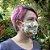 Máscara creme - coruja - Imagem 2