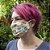 Máscara creme - coruja - Imagem 3