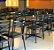 Conjunto com 1 Mesa e 4 Cadeiras - Mesas e Cadeiras para Restaurante REF 6130 - Imagem 1