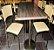 Conjunto com 1 Mesa e 2 Cadeiras - Mesas e Cadeiras para Restaurante REF 7130 - Imagem 1