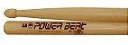 Baquetas Power Beat 5A Intense Red Hickory  - Imagem 1
