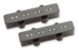 Par De Captadores Seymour Duncan Antiquity Jazz Bass Set - Imagem 1