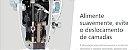 JK-A6FH - MÁQUINA DE COSTURA RETA ELETRÔNICA DE TRANSPORTE DUPLO DENTE E CALCADOR - JACK - Imagem 6