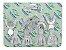 Jogo de moldeiras adulto perfuradas alumínio 9 peças - Tecnodent - Imagem 1